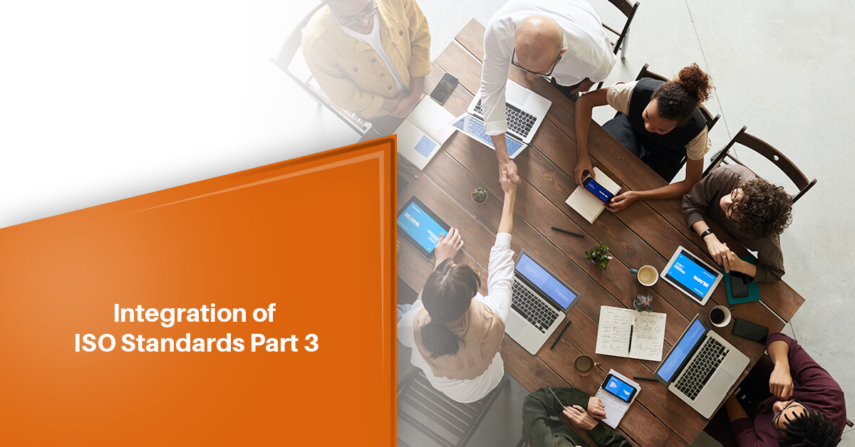 Integration of ISO Standards Part 3
