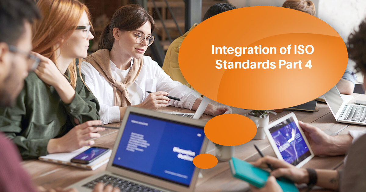 Integration of ISO Standards Part 4